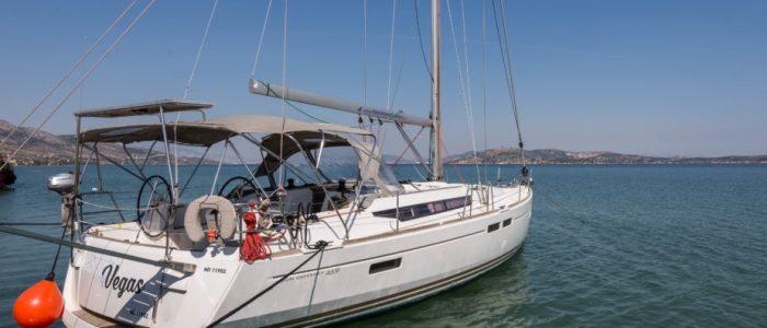 Jeanneau Sun Odyssey 469